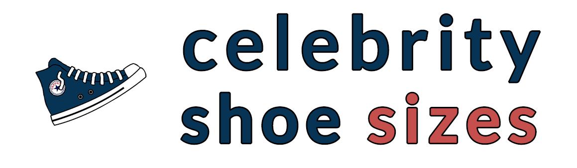 Celebrity Shoe Sizes
