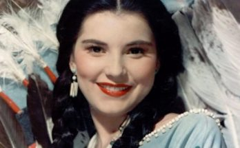 Debra Paget Shoe Size and Body Measurements