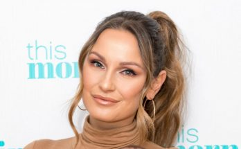 Sam Faiers Shoe Size and Body Measurements
