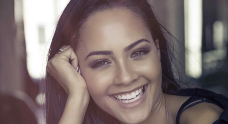 Tristin Mays Shoe Size and Body Measurements