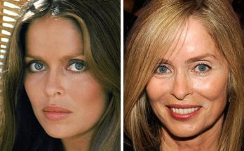 Barbara Bach Shoe Size and Body Measurements