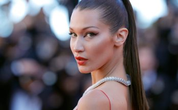 Bella Hadid Shoe Size and Body Measurements