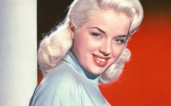 Diana Dors Shoe Size and Body Measurements