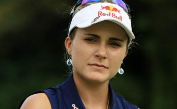 Lexi Thompson Shoe Size and Body Measurements