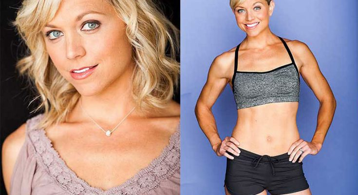 Tiffany Coyne Shoe Size and Body Measurements