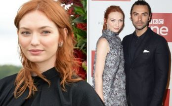Eleanor Tomlinson Shoe Size and Body Measurements