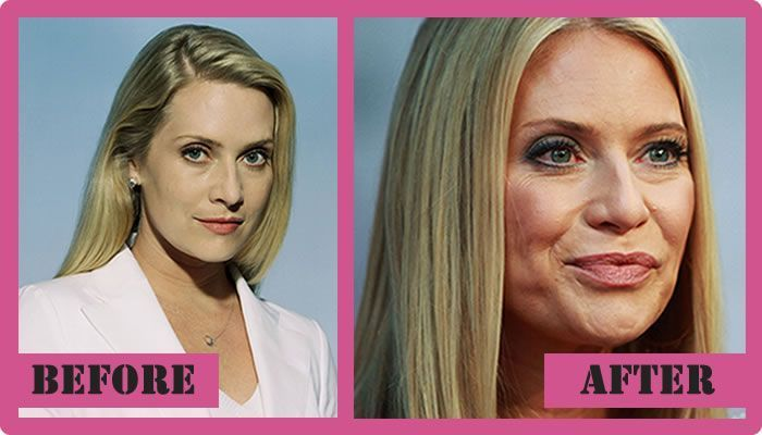 Emily Procter Shoe Size and Body Measurements