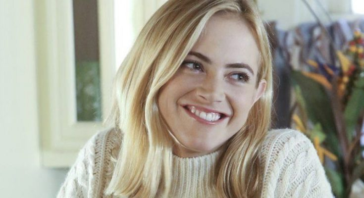 Emily Wickersham Shoe Size and Body Measurements