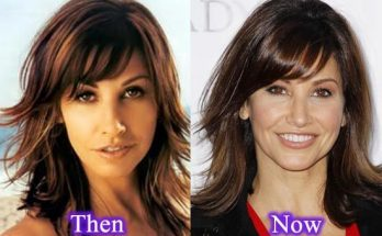 Gina Gershon Shoe Size and Body Measurements