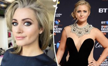 Hayley McQueen Shoe Size and Body Measurements