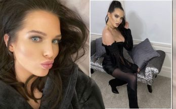 Helen Flanagan Shoe Size and Body Measurements