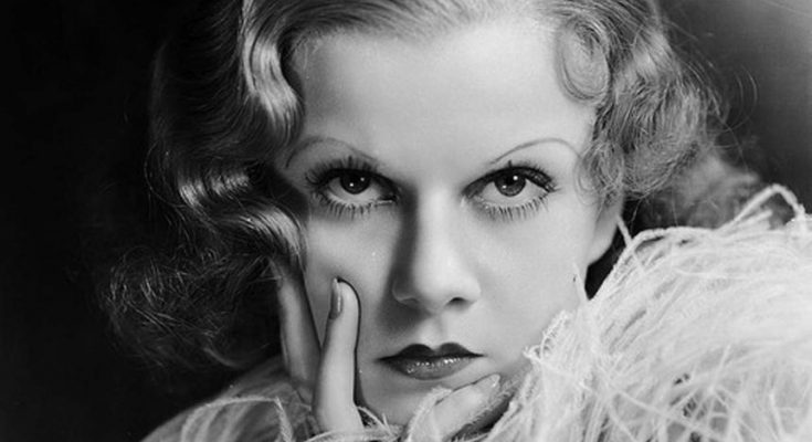 Jean Harlow Shoe Size and Body Measurements