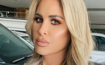 Kim Zolciak Shoe Size and Body Measurements