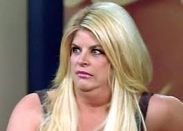 Kirstie Alley Shoe Size and Body Measurements