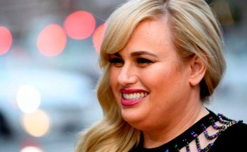 Rebel Wilson Shoe Size and Body Measurements