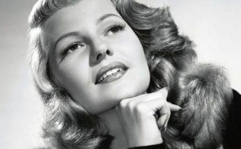Rita Hayworth Shoe Size and Body Measurements