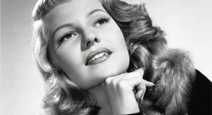 Rita Hayworth Shoe Size and Body Measurements