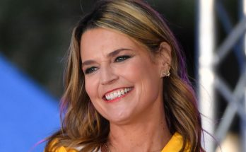 Savannah Guthrie Shoe Size and Body Measurements