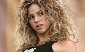 Shakira Shoe Size and Body Measurements