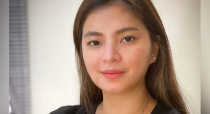 Angel Locsin Shoe Size and Body Measurements