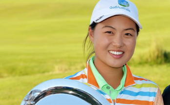 Minjee Lee Shoe Size and Body Measurements