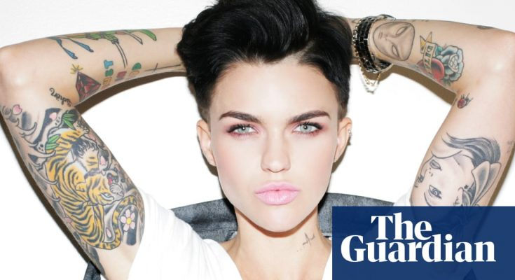Ruby Rose Shoe Size and Body Measurements
