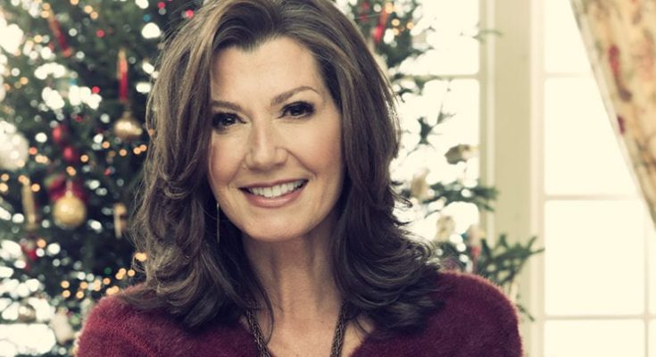 Amy Grant Shoe Size and Body Measurements