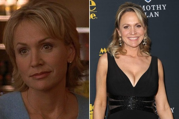 Barbara Alyn Woods Shoe Size and Body Measurements