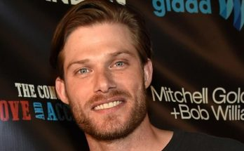 Chris Carmack Shoe Size and Body Measurements