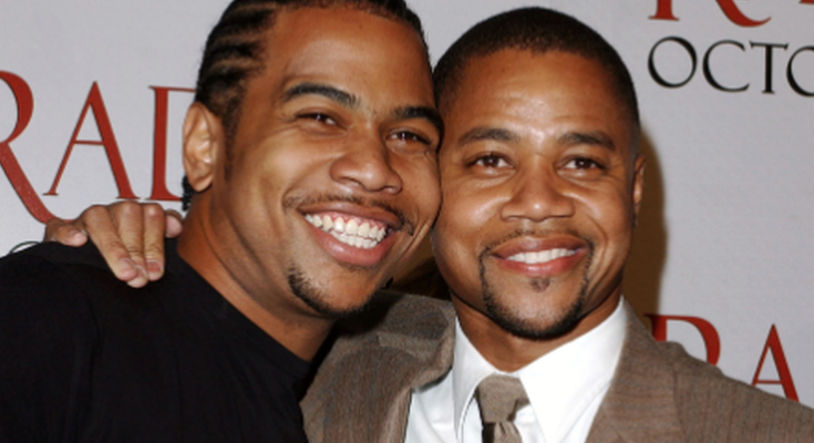 Omar Gooding Shoe Size and Body Measurements