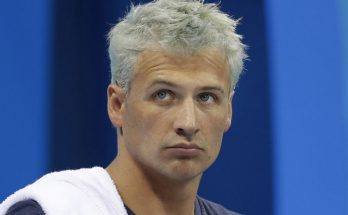 Ryan Lochte Shoe Size and Body Measurements