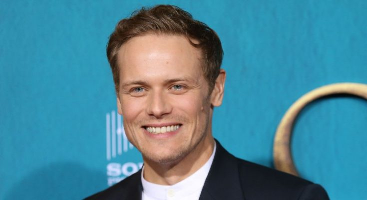 Sam Heughan Shoe Size and Body Measurements