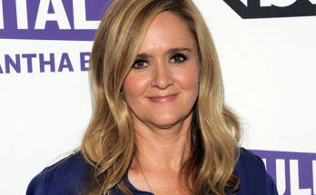 Samantha Bee Shoe Size and Body Measurements
