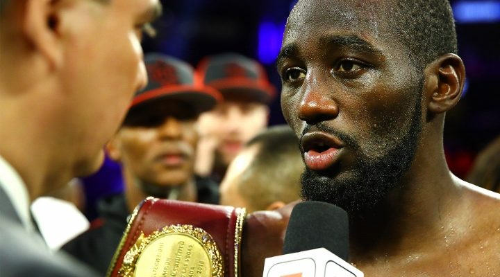 Terence Crawford Shoe Size and Body Measurements