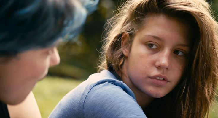 Adele Exarchopoulos Shoe Size and Body Measurements