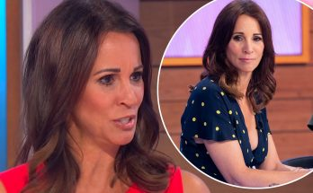 Andrea McLean Shoe Size and Body Measurements