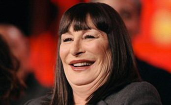 Anjelica Huston Shoe Size and Body Measurements