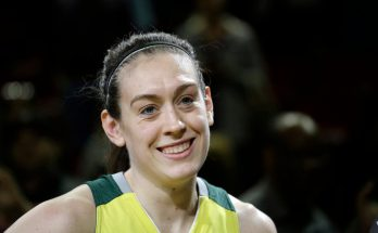 Breanna Stewart Shoe Size and Body Measurements