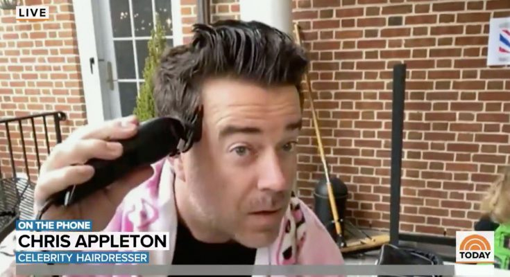 Carson Daly Shoe Size and Body Measurements