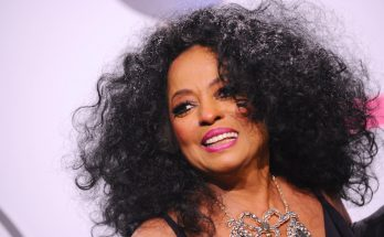 Diana Ross Shoe Size and Body Measurements