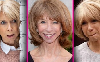 Helen Worth Shoe Size and Body Measurements