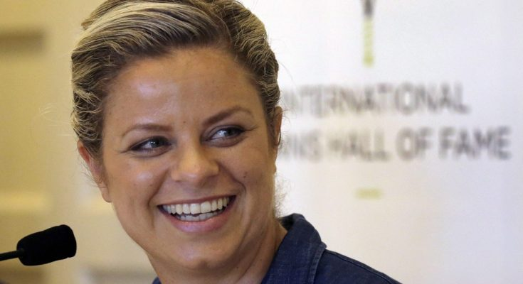 Kim Clijsters Shoe Size and Body Measurements