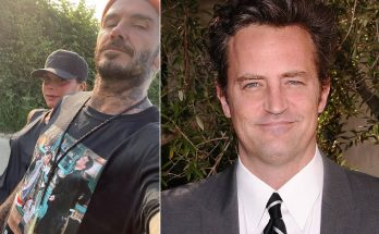 Matthew Perry Shoe Size and Body Measurements