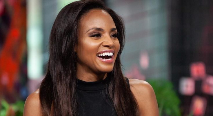 Meagan Tandy Shoe Size and Body Measurements