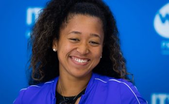 Naomi Osaka Shoe Size and Body Measurements