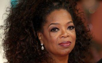 Oprah Winfrey Shoe Size and Body Measurements