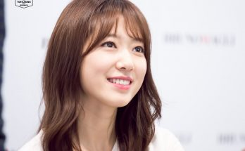 Park Shin-hye Shoe Size and Body Measurements