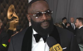 Rick Ross Shoe Size and Body Measurements