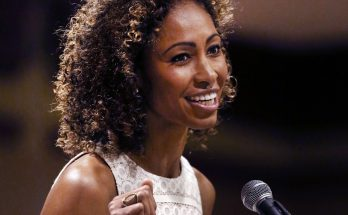 Sage Steele Shoe Size and Body Measurements