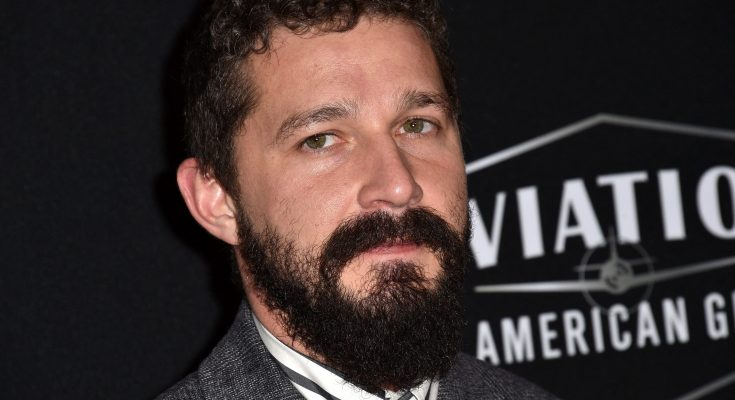 Shia LaBeouf Shoe Size and Body Measurements